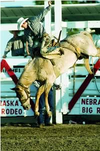 Nebraska's Big Rodeo